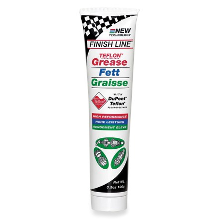 Fitness This bicycle grease is specially formulated to handle the low rpm's and extreme pressures unique to bicycle bearings - $5.93