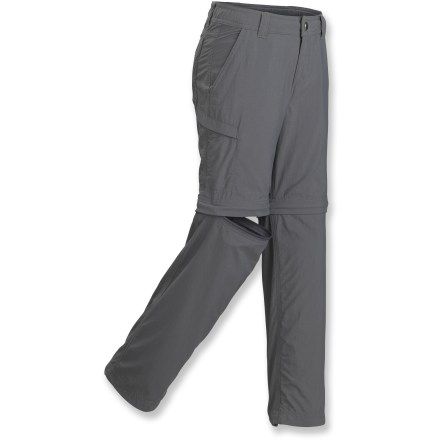 When your young outdoor explorer needs a pant that can keep up with him on the trail, the Marmot Cruz Convertible Pant satisfies every requirement and is sure to become a favorite. - $24.83