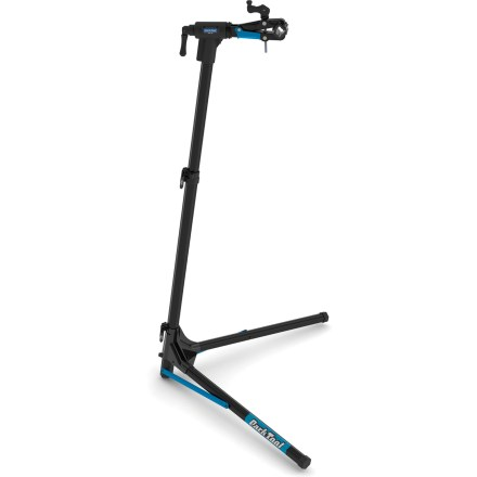 Fitness Park designed the Team Issue bike repair stand from the ground up. This fine folding stand is lightweight, stable and packed with features. - $320.00