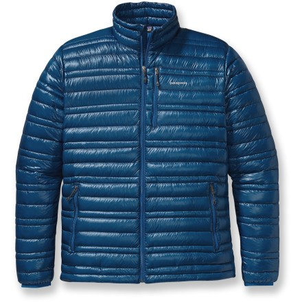 Made with top-notch 800-fill goose down and a special edition ripstop shell, the Patagonia Ultralight down jacket supplies packable, on-demand warmth the moment you zip it on. - $148.83