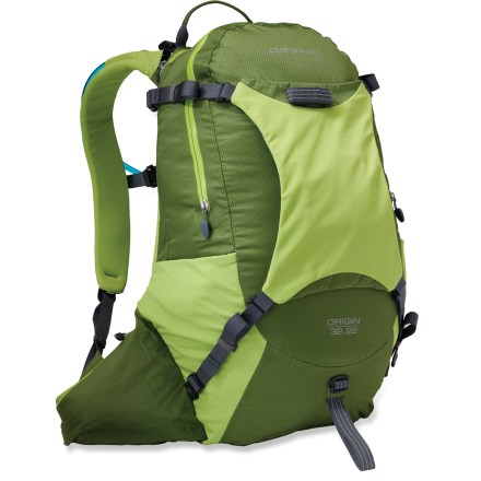 Camp and Hike Pack up the Platypus Origin 32 pack with your hydration and gear for an intensive, technical day on the trail, or even overnight trips if you're going minimalist. Pack best fits torsos 20-22 in. - $41.73