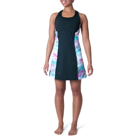 Fitness The SkirtSports Sexy Back Dress can be paired with your favorite cycling shorts to keep you comfortable on any ride, from commuting to racing. - $39.83