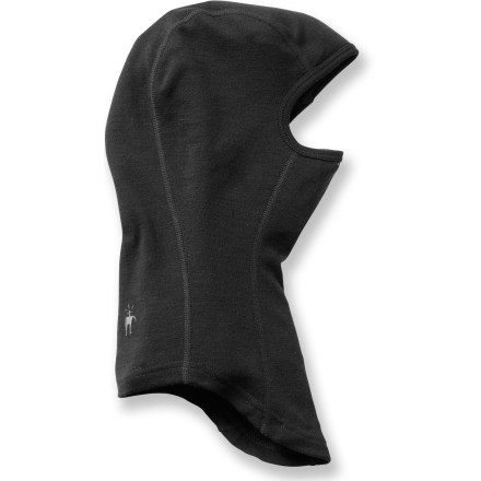 Extremely cold days call for the best in protection! The soft and snuggly SmartWool balaclava uses pure merino wool to keep you warm while also managing moisture. - $40.00