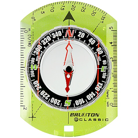Camp and Hike On Sale. Brunton 9020G Compass DECENT FEATURES of the Brunton 9020G Compass 2deg Graduations Luminous points Tool-free declination adjustment Scales: Inch and mm Map Scales: 1:24k, 1:63.36k, 1:25k Map Scales: 1:50k and 1:250k Overall Dimensions: 4.5in. x 2.5in. x 0.5in. Weight: 1.3 oz Warranty: Limited lifetime - $8.99