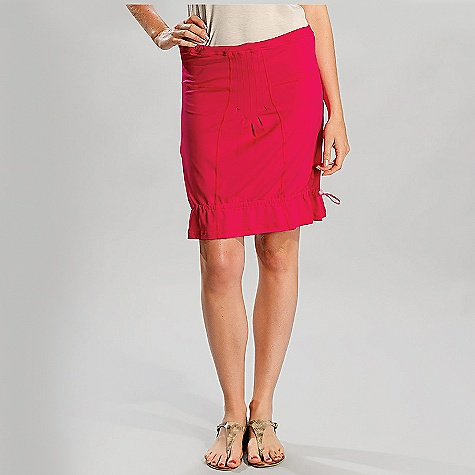Free Shipping. Lole Women's Touring 2 Skirt DECENT FEATURES of the Lole Women's Touring 2 Skirt Skirt convertible into halter top Passeport pocket at side Drawcord at waistband Length: 20in. / 51 cm - $59.95
