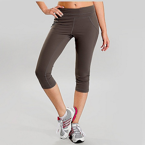 Free Shipping. Lole Women's Lively Capri DECENT FEATURES of the Lole Women's Lively Capri Regular fit High rise Lined with mesh for better support Lined gusset at crotch Flat seams for comfort Hidden pocket at waistband Reflective logo Inseam: 20 inches - $89.95