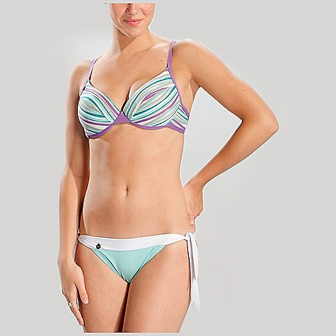 Lole Women's Kapiti Underwire Top DECENT FEATURES of the Lole Women's Kapiti Underwire Top Integrated Pads Convertible Straps 4-Way Stretch Chlorine Resistant Adjustable hook at back - $47.95
