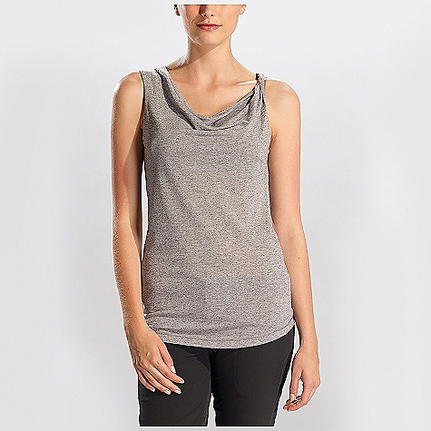 Surf Free Shipping. Lole Women's Yul Tank Top DECENT FEATURES of the Lole Women's Yul Tank Top Sleeveless top with shawl neckline Front panel twisted at armhole Length: 26in. / 66 cm - $49.95