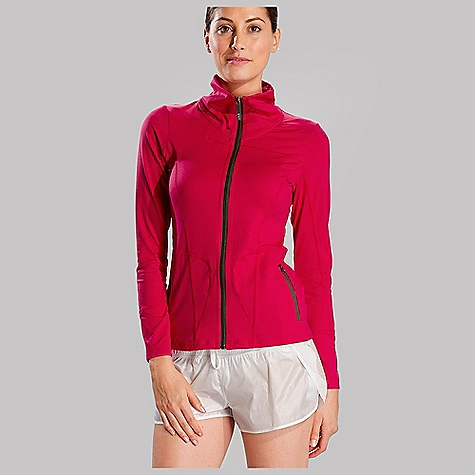 Free Shipping. Lole Women's Essential Cardigan DECENT FEATURES of the Lole Women's Essential Cardigan Full zip cardigan with stand-up collar 2 zip hand pockets Flat seams for comfort Reflective logo Length: 25in. / 63.5 cm - $99.95