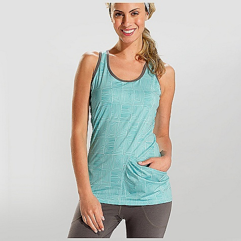 Fitness Free Shipping. Lole Women's Guell Tank Top DECENT FEATURES of the Lole Women's Guell Tank Top Tank top with scooped neckline Medium impact integrated inner bra and side opening for soft cups Pocket at side with integrated secret pocket Center back in mesh for more breathability Flat seams for comfort Reflective logo Length: 25in. / 63.5 cm - $51.95