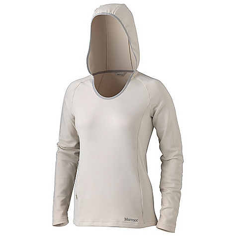 Free Shipping. Marmot Women's Essential Pullover DECENT FEATURES of the Marmot Women's Essential Pullover Soft, Cozy, Mid-Weight Performance Nylon Stretch Fleece Fabric Abrasion Resistant Nylon Quick-Drying Stretch for Increased Mobility Brushed Back for Optimal Comfort Zipper Secure Pocket at Side Seam 3 Piece Hood Scoop Neck The SPECS Weight: 11 oz / 311.8 g Material: 93% Nylon, 7% Elastane Fleece 7.4 oz/yd Fit: Regular - $79.95