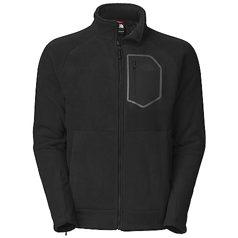 Entertainment On Sale. Free Shipping. The North Face Men's Chimborazo 2.0 Full Zip DECENT FEATURES of The North Face Men's Chimborazo 2.0 Full Zip Two-layer bonded fleece has soft brushed face and soft Sherpa backing Wind permeability rating of 93 CFM Hem cinch Stretch panels at cuff Secure zip hand pockets Infused secure Napoleon zip chest pocket Imported Underarm gusset for increased mobility Pop color logos, chest pocket zips and pulls Media-friendly pocket The SPECS Average Weight: 23 oz / 670 g Center Back Length: 27.5in. 370 g/m2 (10.73 oz/yd2) 100% polyester This product can only be shipped within the United States. Please don't hate us. - $73.99