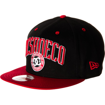 DC RD League Snapback New Era Hat - $25.50