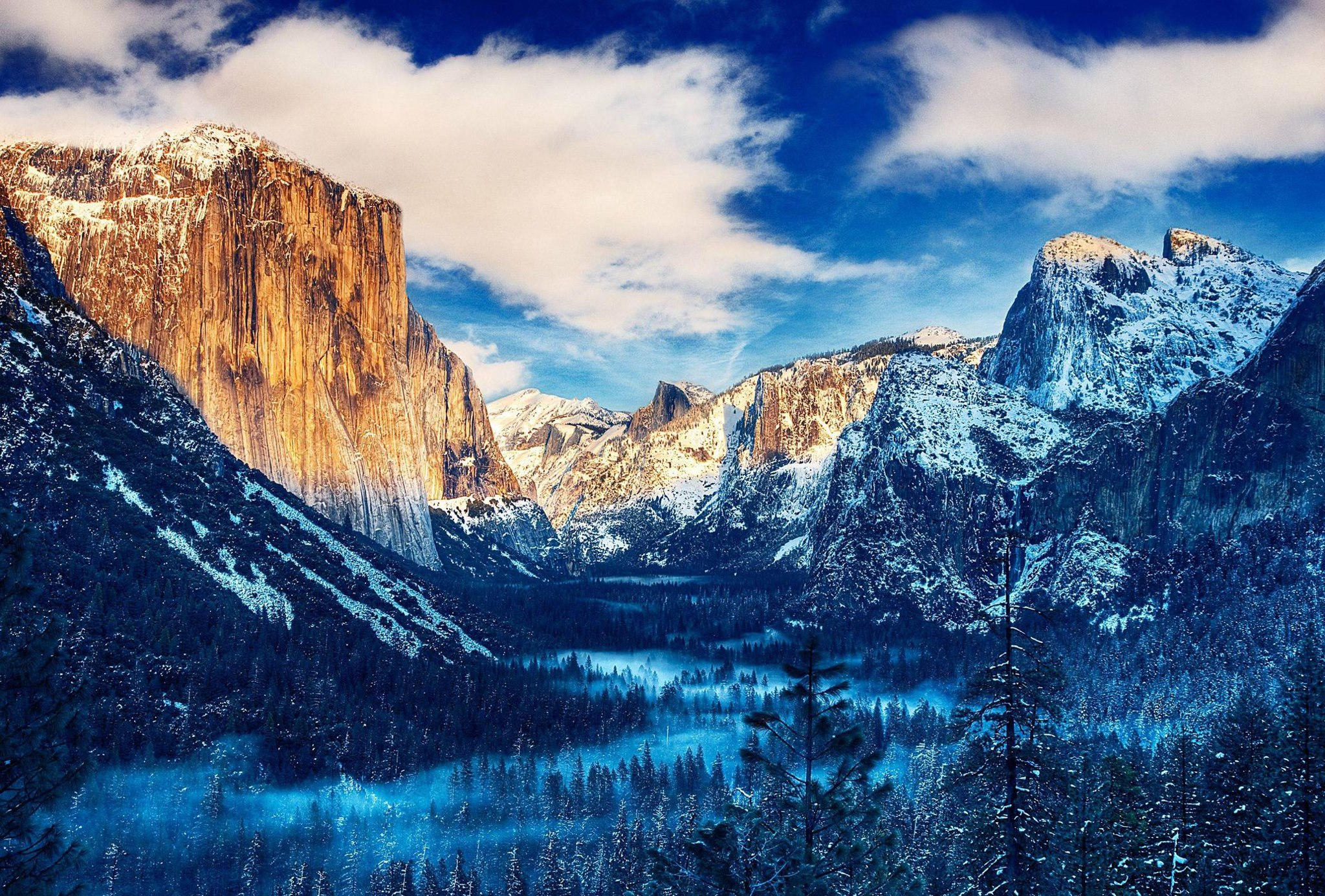 Climbing Yosemite Valley & El Cap