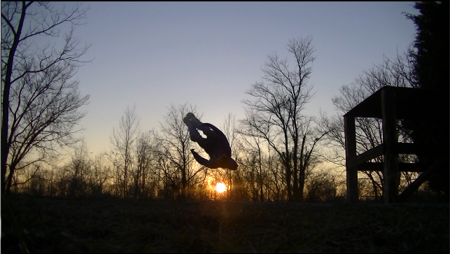 Parkour good capture =]