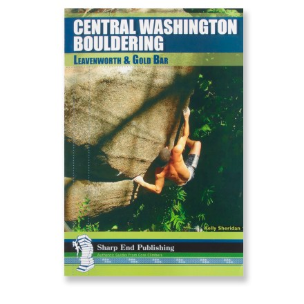 Climbing Discover the secret of Central Washington's quality granite boulders in this bouldering guidebook covering the Leavenworth and Gold Bar areas. - $25.00