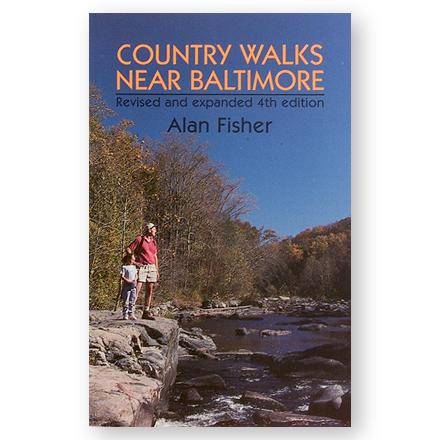 Camp and Hike This book is for people who want an outing in the country without wasting half the day getting there and back. Fisher, Alan. Softcover; 271 pages; 34 maps, 38 black-and-white photos. Rambler Books; copyright 2001. Each excursion described is close to Baltimore. Walks are through the regions state parks, local parks and national wildlife refuges. Each chapter includes an overview, detailed directions, 1or more maps and extensive commentary. - $12.95