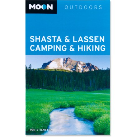 Camp and Hike MOON Shasta and Lassen Camping and Hiking lists the best campsites and hikes in northern California near Mount Shasta. - $6.93