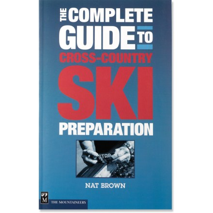 Ski Emphasizing simplicity and practicality,. Author: Nat Brown. Softcover; 144 pages; black-and-white photographs. The Mountaineers Books; copyright 2005. Written by an expert with over 30 yrs. of experience,. Examines all the factors that can affect a ski's speed and how to minimize or eliminate them, plus advanced topics such as testing and repairs. - $8.93