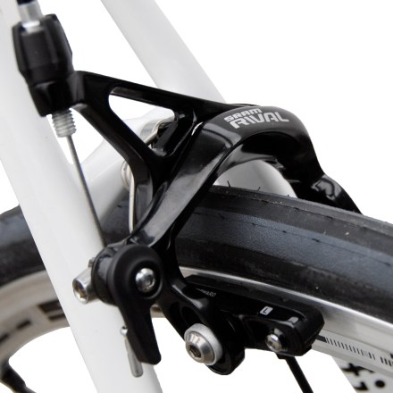 Fitness The Rival brake set from SRAM highlights powerful stopping power and positive progressive response. - $115.00