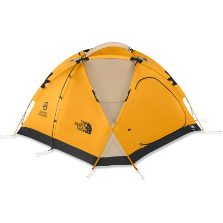 Camp and Hike This 4-season expedition base camp tent is built to withstand the worst Mother Nature has to offer. The Bastion 4 is part of The North Face Summit Series(TM) gear. - $629.93