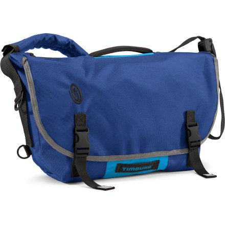 Fitness Ready for the busy day ahead, the Timbuk2 D-Lux Laptop Bondage messenger bag offers secure, padded protection for your laptop, tablet and daily essentials, whether riding your bike or the interwebs. - $61.93