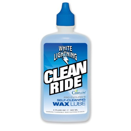 Fitness This paraffin based lubricant provides self-cleaning protection to your bike chain and any other moving parts exposed to dirt and grime. - $8.00