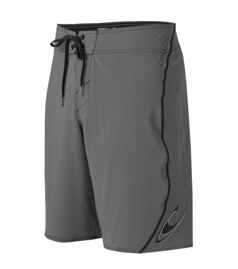 "Surf O'Neill Hyperfreak Techno Butter Boardshorts.  Hyperfreak stretch.  21"" outseam boardshort features superfly closure; locking drawcord; no inseam; welded pocket and screened logos.  Made out of Techno Butter neoprene with a Durable Water Resistant coating for a faster dry time. - $32.99"