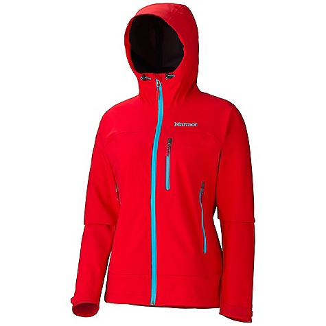 Free Shipping. Marmot Women's Nabu Jacket DECENT FEATURES of the Marmot Women's Nabu Jacket Polartec Neo Shell Waterproof/Breathable Stretch Softshell Fabric with Wicking Backer 100% Seam Taped Attached Storm Hood with Laminated Brim Water-Resistant CF Zipper Chest Pocket with Water-Resistant Zipper Pack Pockets with Water-resistant Zippers Asymmetric Cuffs with Velcro Adjustment Internal Zip Pocket Elastic Draw Cord Hem Angel-Wing Movement The SPECS Weight: 1 lb 3 oz / 538.6 g Center Back Length: 26in. Fit: Athletic Polartec Neo Shell 88% Nylon 12% Elastane 6.5 oz/yd - $324.95