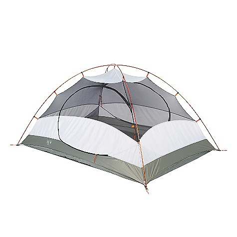 Camp and Hike Free Shipping. Mountain Hardwear Drifter 2 DP Tent DECENT FEATURES of the Mountain Hardwear Drifter 2 Tent Industry leading DAC Pressfit poles Guaranteed watertight construction with fully taped fly, taped perimeter seam, welded corners and welded guy clip anchors Rain room tested with 1200in. of rain in 24 hours Pitch Light configuration allows user to set up a superlight shelter using only the tent fly, poles and footprint (sold separately) Reflective guy-out loops, starter point and zipper pulls for easy set-up at night Two mesh/canopy doors with dual-slider zipper for easy entry and exit Bar tacks on grommet tabs are color coded to poles for easy set up Mesh storage pockets Gear loft (included) provides convenient storage - $234.95