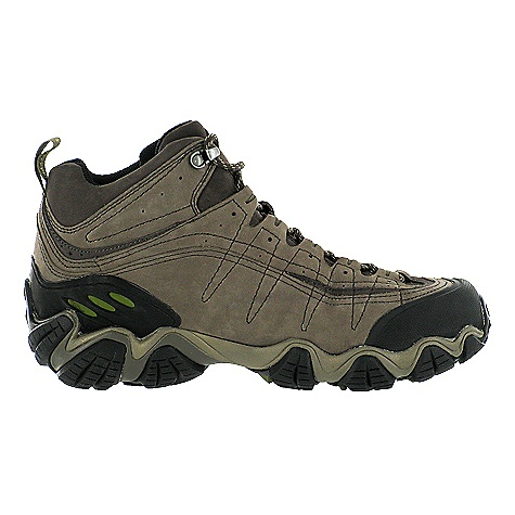 Camp and Hike Free Shipping. Oboz Men's Yellowstone II Boot DECENT FEATURES of the Oboz Men's Yellowstone II Boot Waterproof Nubuck Leather Oboz BDry Waterproof/Breathable Membrane 3D Molded Heel Counter Molded Rubber Toe Rand BFit Deluxe Dual Density EVA Nylon Shank Sawtooth Outsole The SPECS Weight: 1/2 pair: 20.5 oz - $150.00
