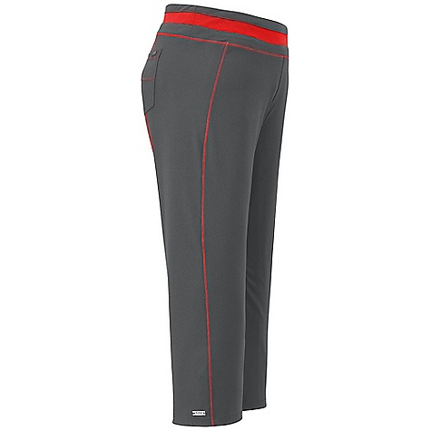 Free Shipping. Outdoor Research Women's Offline Capri DECENT FEATURES of the Outdoor Research Women's Offline Capri Breathable Lightweight Movement-Mirroring Stretch Low-Profile Waist Fits Under Harness Pocket at Back The SPECS Weight: 8.3 oz / 235 g Fit: Standard Inseam: 21in. / 53 cm 88% nylon, 12% spandex This product can only be shipped within the United States. Please don't hate us. - $74.95