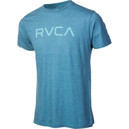 Big RVCA Slim T-Shirt - Short-Sleeve - Men's - $24.26