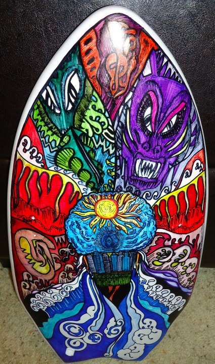Surf It's Friday! Get your creativity flowing! 