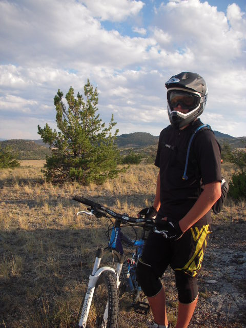 MTB Freeride mountain biking Montana