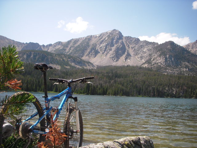 MTB Hollowtop Lake
