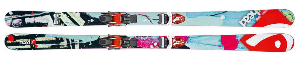 Ski THE CADDY Twin Tip Skis - $238.00