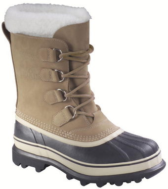 Ski Sorel Caribou Boot Mens waterproof - $70.00