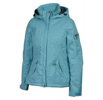 Ski Karbon Icicle Ski Jacket Blue Womens - $165.00