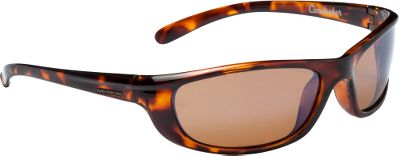 Entertainment The Optic Nerve Cloudraker Polarized Sunglasses feature maximum protection in a lean, timeless sport wrap with a snug fit and comfortable platform for a variety of activities. Polarized lenses filter out 99.9% of reflective glare and block 100% of UVA, UVB and UVC rays. Anti-reflective coating on the inside of the lens reduces reflection from behind. Advanced Hydroglare coating repels water, dust, oil and enhances lens durability. Acetate lenses are impact-resistant to ANSI Z80.3 standards. Size: One Size. Color: Shiny Black. Gender: Male. Type: Polarized. - $49.00