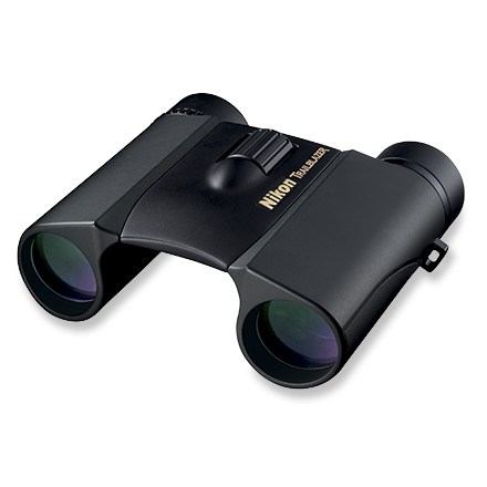 Camp and Hike The all-purpose Trailblazer ATB(TM) compact binoculars have multi-coated lenses and offer waterproof and fog-proof performance for your viewing pleasure while hiking and backpacking. - $99.00