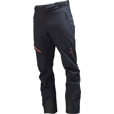 Ski From alpine touring to cold-weather backpacking to climbing, the Helly Hansen Odin Guide MK 2 Softshell Pant delivers. This versatile pant won't restrict your movement as you clamber across the globe. - $112.48