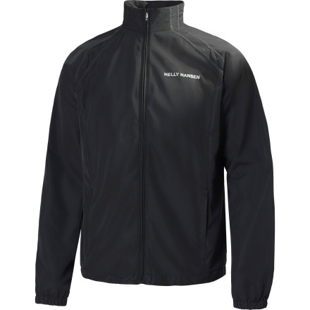 Fitness The Helly Hansen Airfoil Jacket is an elite windbreaker with a versatile design that provides safety and comfort when the wind picks up during your backpacking adventure or your morning run. - $62.97