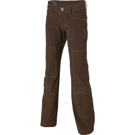 Camp and Hike Whether you are braving the Sierra Nevadas or a day of shopping, the KUHL Women's Sierra Cargo Pants will help you be ready for anything. Plenty of pockets (nine total) give you a place to keep all of your essential items and probably leave room for some non-essentials too. The 4-way stretch fabric makes movement easy so you can leap over a stream, get your foot onto a ledge, or just deftly maneuver through a crowded grocery store. - $39.48