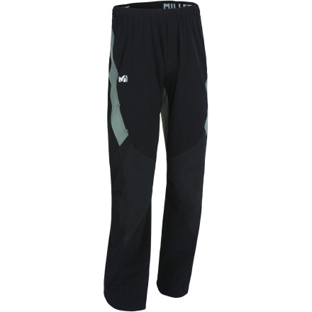 Camp and Hike Built to be sport-specific for all-seasons climbers, the Millet Direct X Pant offers coverage without restricting movement. Articulated and intuitively designed to accommodate even the most acrobatic sequences, this vertically inclined pant keeps you at the crag even when the temperature won't cooperate. - $59.93