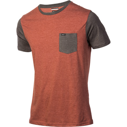 RVCA Change Up Crew - Short-Sleeve - Men's - $26.96
