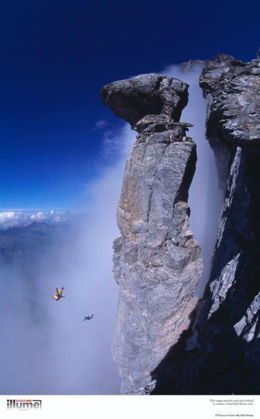 Extreme Photo by © Thomas Ulrich // Athlete: Mike Robinson, Dave Major // Location: Pilz, Eiger, Switzerland