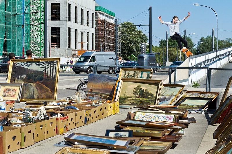 Skateboard Tim Korbmacher Photography