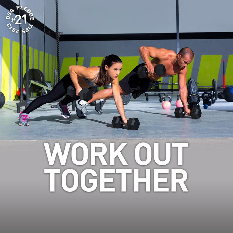 Fitness W/O together