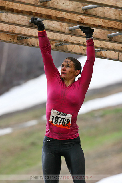 Fitness Tough Mudder New England 2011